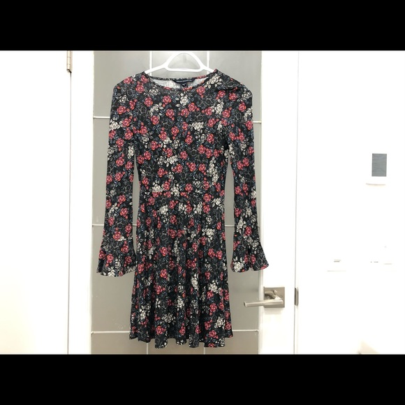 French Connection Flower Dress